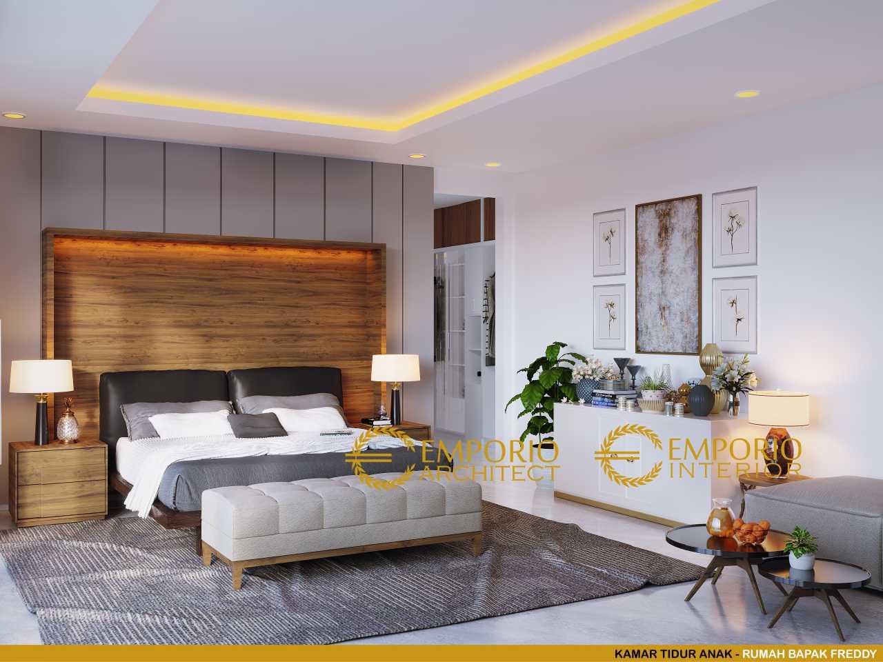 10 Ide Desain Interior Kamar Tidur Ala Resort Mewah Di ...