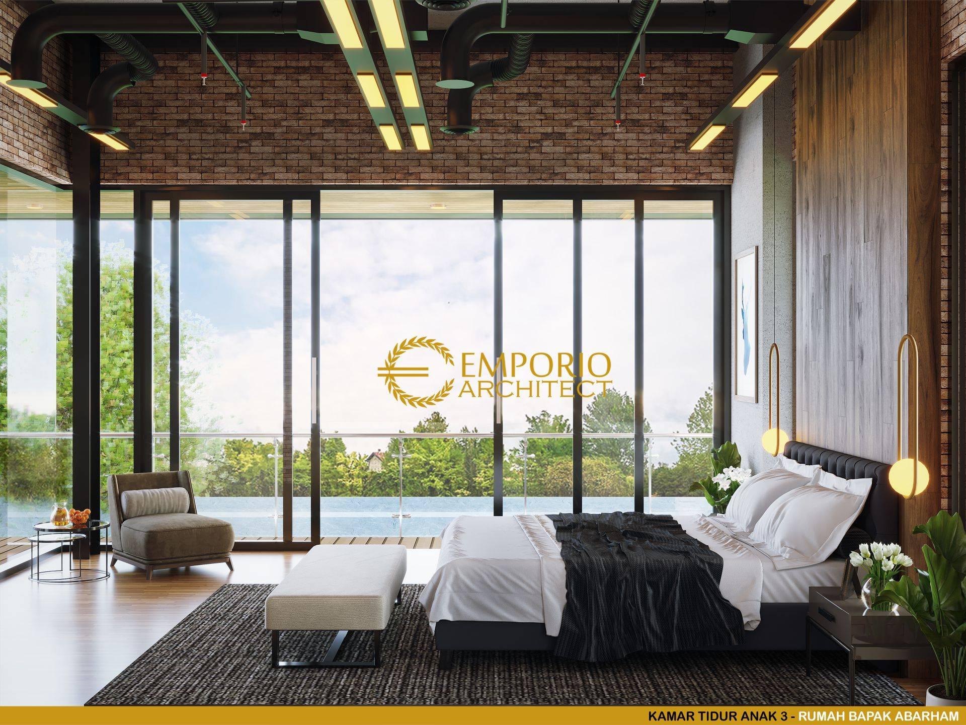 10 Variasi Warna Untuk Tampilan Akhir Dinding Bata Ekspos Pada Interior Rumah Part 2