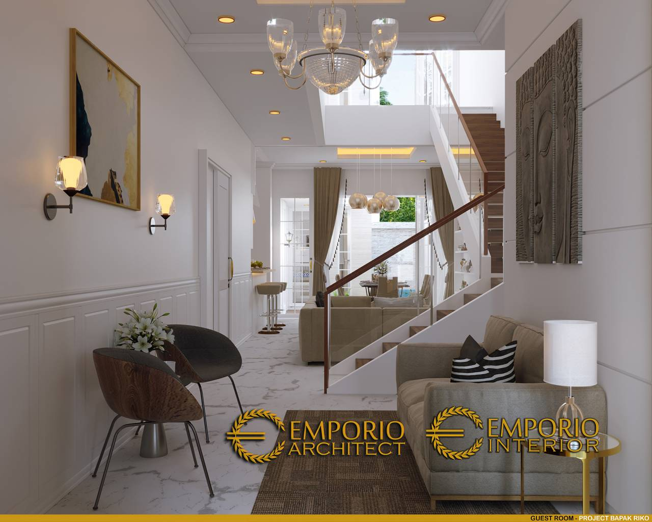 5 desain interior ruang tamu ini mampu membuat tamu terkesan. tertarik mencobanya 201120095221884421