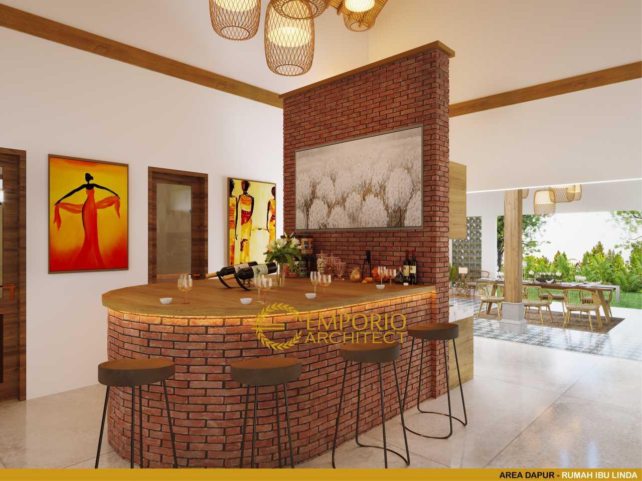 Ide Desain Interior Dapur Minimalis Sederhana Berkonsep Vintage