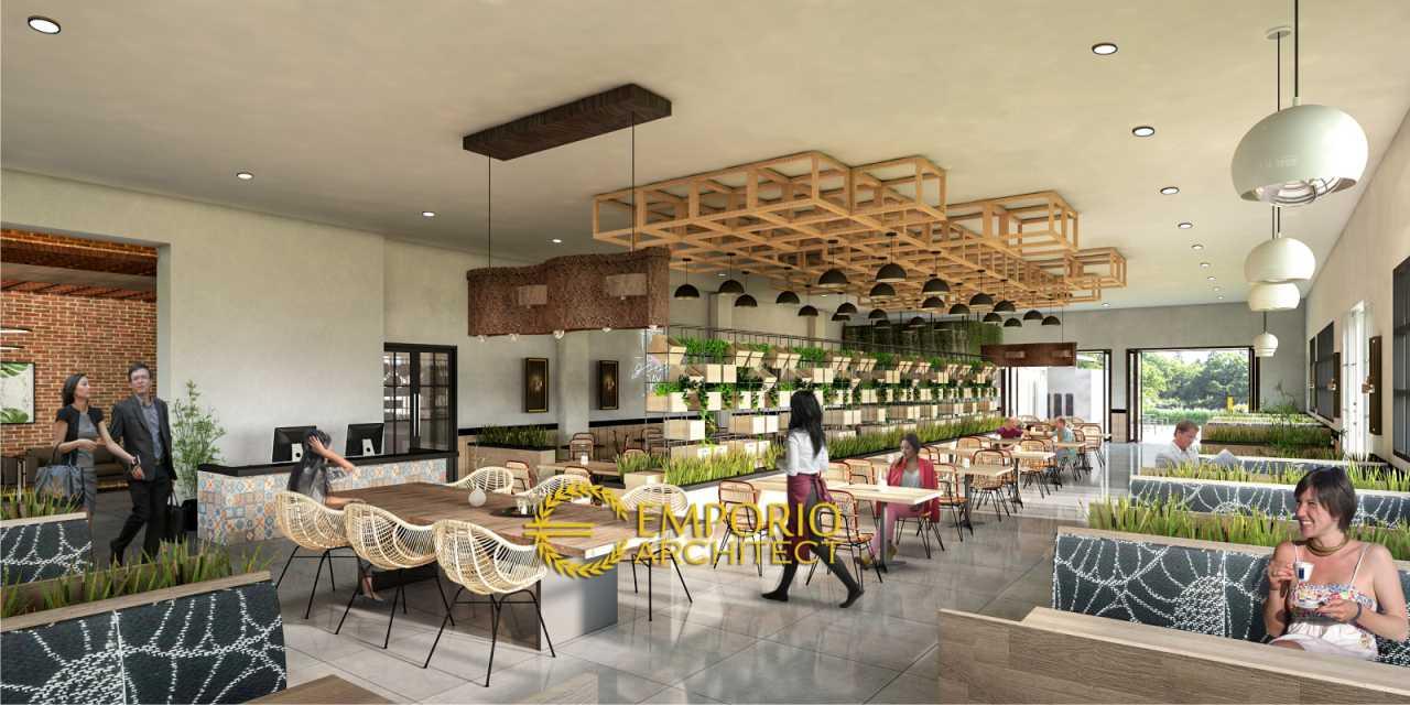 Tips Penataan Interior Untuk Bisnis Kuliner Dijamin Hits ...