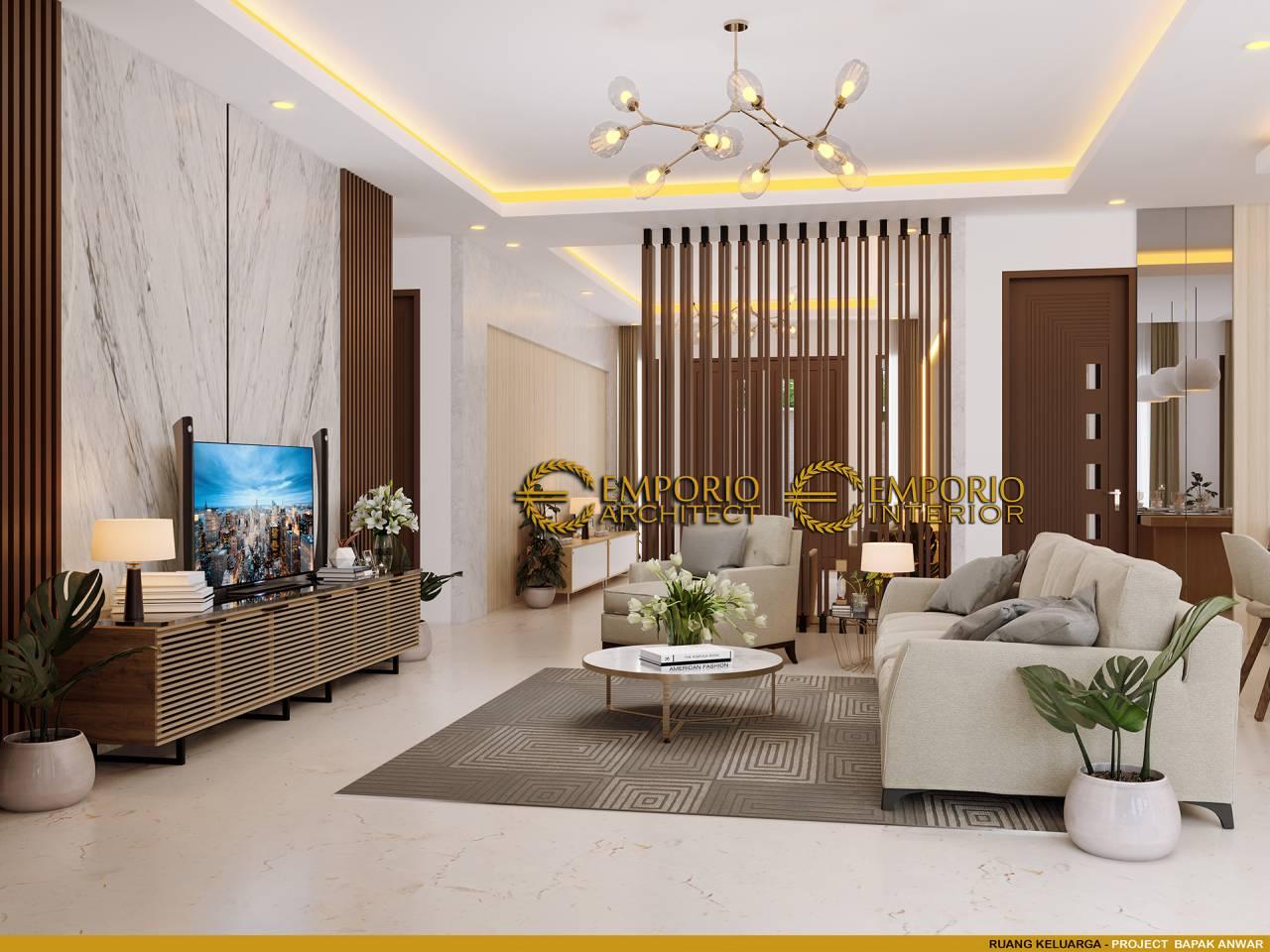Desain Interior Rumah Modern 1 Lantai Bapak Anwar Di Aceh Desain Interior Rumah Modern 1 Lantai Bapak Anwar Di Aceh