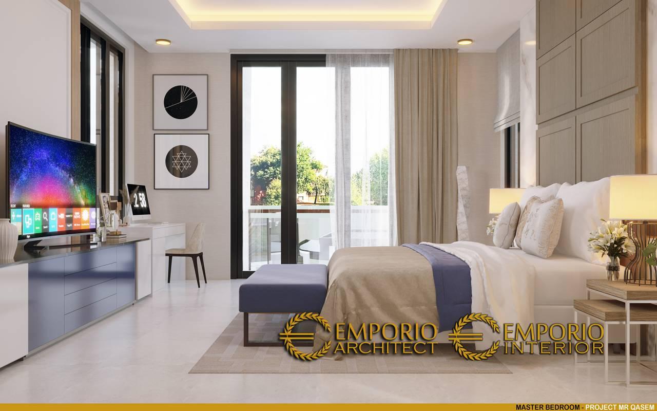 Desain Interior Rumah Modern 4 Lantai Mr Qasem Di Arab Saudi