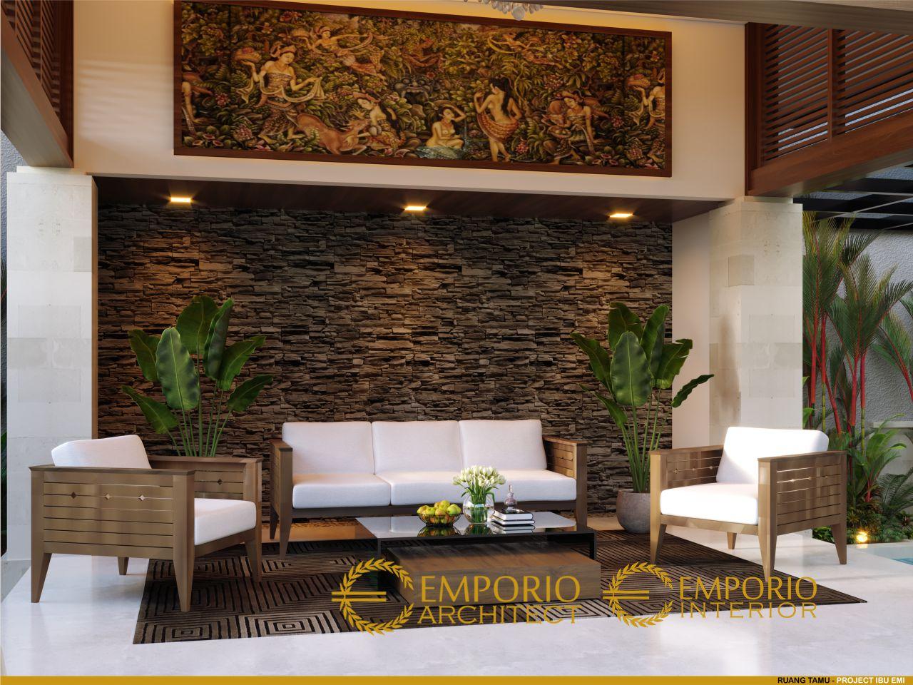 Desain Interior Rumah Villa Bali 2 Lantai Ibu Emi Di Medan Sumatera Utara Desain Interior Rumah Villa Bali 2 Lantai Ibu Emi Di Medan Sumatera Utara