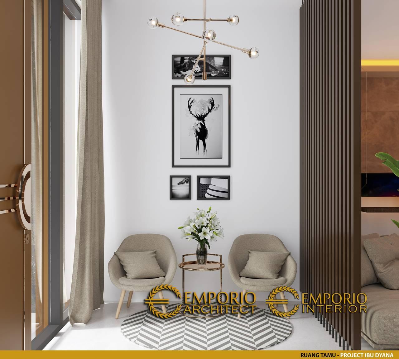 15 Desain Interior Ruang Tamu Dengan 2 Kursi Ini Cocok Untuk Rumah Minimalis Part 1