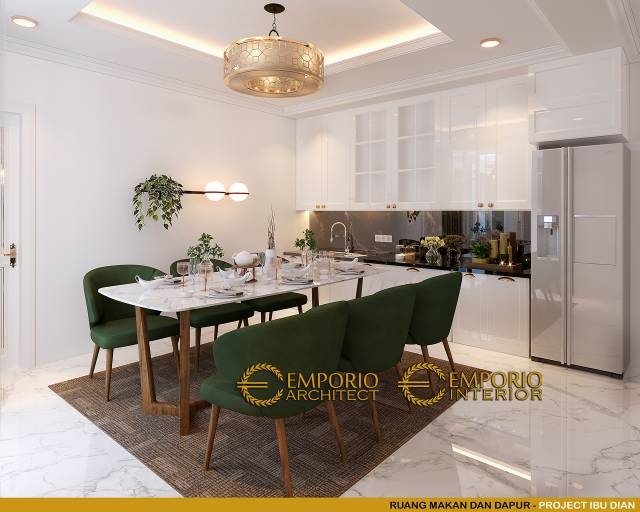 Emporio Interior Ruang Makan