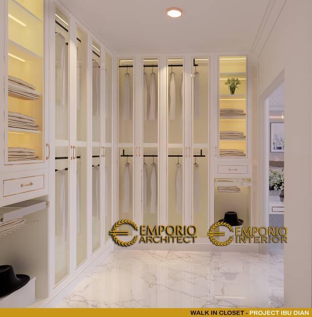 Emporio Interior Walk In Closet