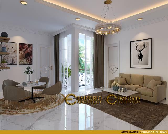 Emporio Interior Ruang Keluarga