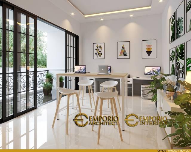 Emporio Interior Ruang Kerja