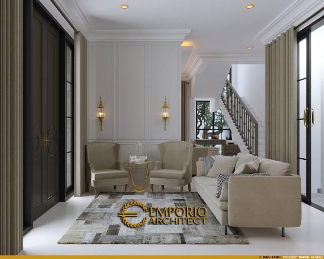 Emporio Interior Ruang Tamu