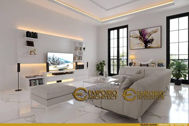 Emporio Interior Ruang Multimedia