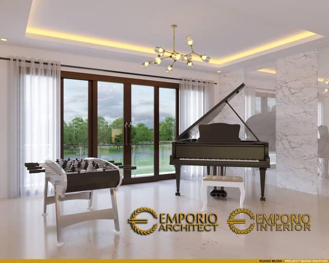 Emporio Interior Ruang Studio Musik