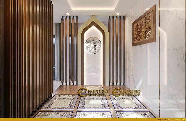 Emporio Interior Ruang Ibadah